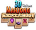 Скачать бесплатную флеш игру 3D Mahjong Deluxe.