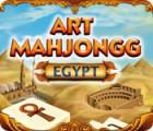 Скачать бесплатную флеш игру Art Mahjongg Egypt