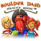 Скачать бесплатную флеш игру Boulder Dash: Pirate's Quest