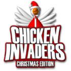 Скачать бесплатную флеш игру Chicken Invaders 2 Christmas Edition