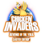 Скачать бесплатную флеш игру Chicken Invaders 3: Revenge of the Yolk Easter Edition