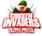 Скачать бесплатную флеш игру Chicken Invaders: Ultimate Omelette Christmas Edition