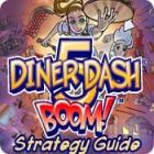 Скачать бесплатную флеш игру Diner Dash 5: Boom! Strategy Guide
