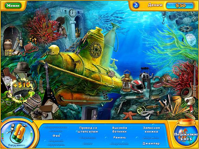 Fishdom H2O Hidden Odyssey Walkthrough.