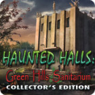Скачать бесплатную флеш игру Haunted Halls: Green Hills Sanitarium Collector's Edition