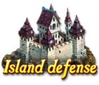 Скачать бесплатную флеш игру Island Defense