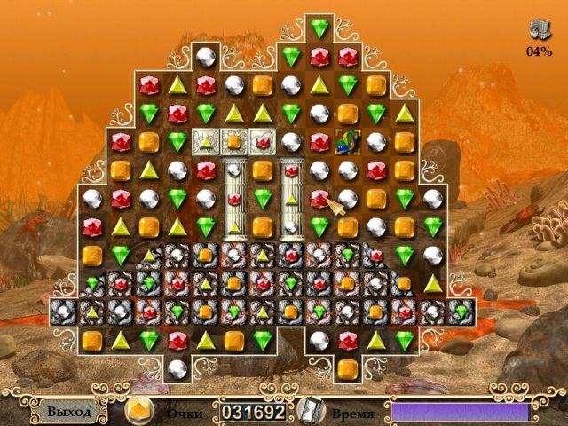 алмазы атлантиды играть онлайн