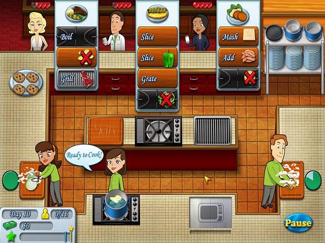 Kitchen story for android download apk free.
