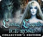 Скачать бесплатную флеш игру Living Legends: Ice Rose Collector's Edition