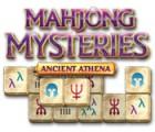 Скачать бесплатную флеш игру Mahjong Mysteries: Ancient Athena