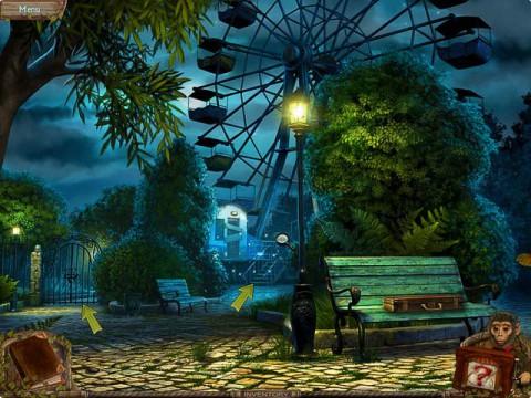 Скачать Игру Таинственный Парк - фото 5