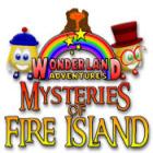 Скачать бесплатную флеш игру Wonderland Adventures: Mysteries of Fire Island